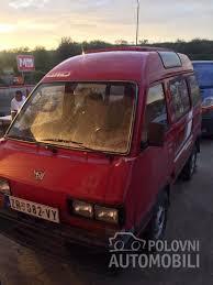 subaru libero subaru libero 4wd 1990 godište polovni automobili