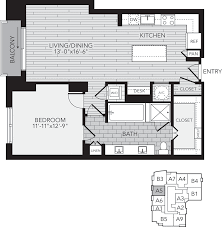One Bedroom Floor Plans For Apartments Houston Apartment Rentals Floor Plans For Aris Market Square
