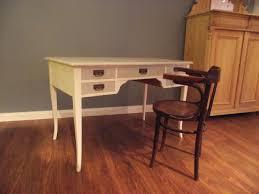 Schreibtisch 130 Schwedischer Schreibtisch Landhausstil Vintage Look 01975