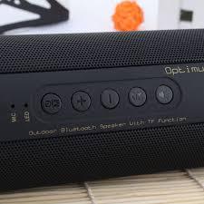 outdoor lights with bluetooth speakers waterproof bluetooth speaker wireless super bass subwoofer outdoor