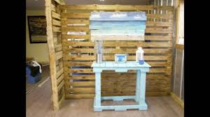 custom room dividers pallet room divider youtube