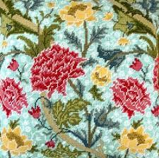 sew inspiring william morris style tapestry needlepoint kits