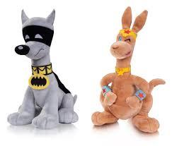 the blot says dc comics super pets series 2 plush figures by