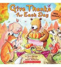 books for giving thanks parents scholastic