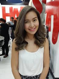 hair color for pinays ash matte tone hair color by hairshaft lush angel
