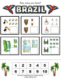 brazil worksheets activities games and worksheets for kids
