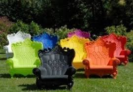 Fun Armchairs Plastic Garden Chairs Foter
