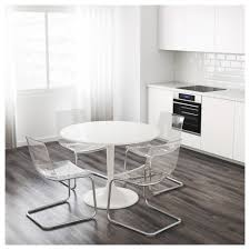 White Dining Room Sets Docksta Table Ikea