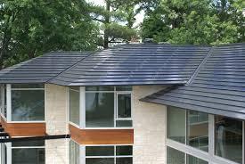 Corrugated Asphalt Roofing Panels by Bermuda Type Metal Roof Panels