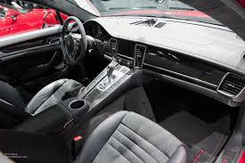 porsche panamera 2015 interior 2015 naias porsche panamera gts interior motoring rumpus
