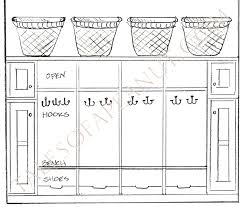 Mudroom Plans Designs by Building A Home U2013 Mudroom Reveal Jenn Elwelljenn Elwell