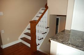 stair railing muskybay millwork