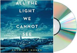 all the light we cannot see audiobook all the light we cannot see audio cd by anthony doerr new
