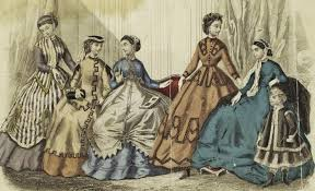 godey s fashions 19c american women post civil war fashions for american women