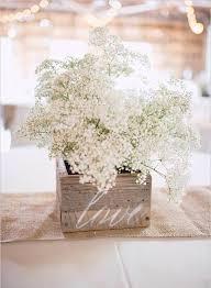 natural wood box centerpiece wedding ideas u2013 weddceremony com