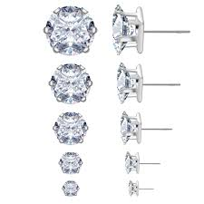 what size diamond earrings 28 what size diamond earrings diamond stud sizes related