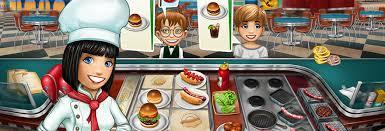 jeux de cuisine jeu de serveuse de fast food sur jeux cuisine gratuit
