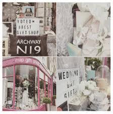 wedding gift shop wedding window in map gift shop archway harriet wilde wedding shoes