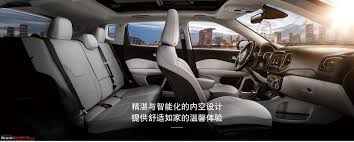 jeep compass limited interior jeep compass interior dimensions auto express