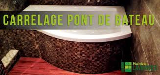 salle de bain de bateau carrelage de salle de bain lavannier carrelage