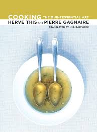 molecular cuisine book cooking hervé this gagnaire paperback of