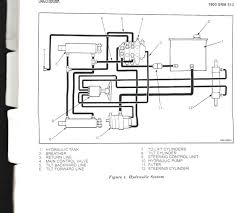 ford jubilee hydraulics repair diagram ford free image about