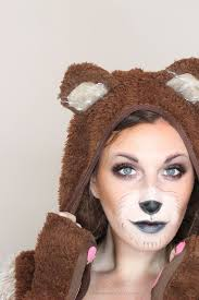 Baby Bear Halloween Costume 25 Bear Costume Ideas Bear Makeup Pair