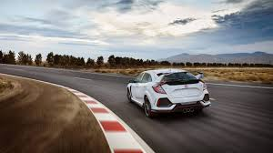 honda civic type r 2018 a cheaper lighter honda civic type r might be a thing in 2018