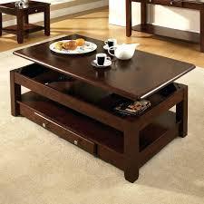 light wood lift top coffee table teak glass black gecalsa com
