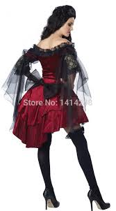Girls Vampire Halloween Costume Aliexpress Buy Women Vampire Dresses