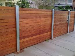 Best Types Of Residential Fence Images On Pinterest Privacy - Backyard fence design