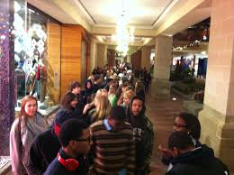 urban outfitters thanksgiving hours black friday 2011 midnight chaos edition trevor dickerson u0027s
