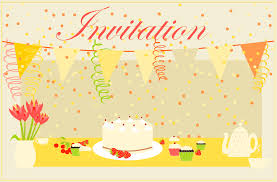 Birthday Invitation Card For Kids Invitation Cards Party Paperinvite
