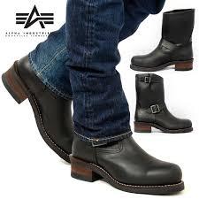 engineer motorcycle boots rodeo bros rakuten global market alpha alpha engineer boots