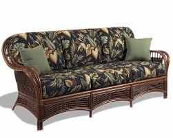 sofa rattan rattan sofa tigre bay wicker paradise