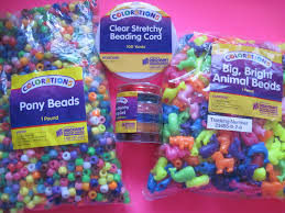 colorful bead craft kits for kids discount supply stewardshop
