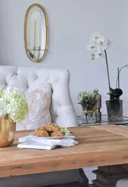 dining room update reveal decor gold designs