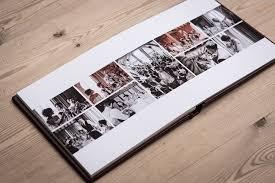 Traditional Photo Albums Eco Friendly Wedding Album Design