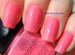 summer shades of alessandro nail polish beautyjudy