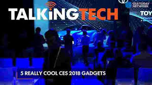 the 16 coolest gadgets we saw at mobile world congress wired vegas ces 2018 5 more cool things we saw starting with robot pets