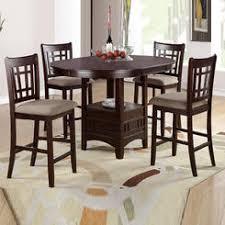 progressive furniture willow counter height dining table counter height round dining table set 3 bmorebiostat com
