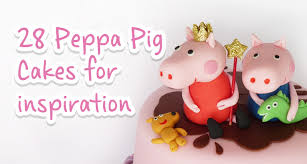 peppa pig birthday 28 of the best peppa pig birthday cakes made by our fans picniq