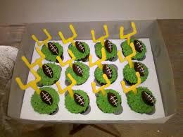 football cupcakes football cupcakes cakecentral