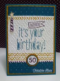 happy heart cards stampin u0027 up bohemian boho masculine birthday card