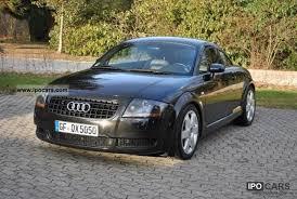 2001 audi tt turbo specs 2001 audi tt 1 8 t quattro 224 hp xenon bose technical approval