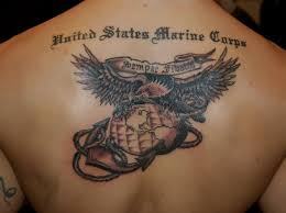 marine corps tattoos policy on back inofashionstyle com