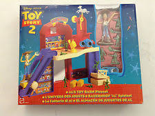 Al From Als Toy Barn Disney Pixar Toy Story 2 Al U0027s Toy Barn Playset Ebay