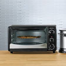 12 Slice Toaster Euro Pro To1612 6 Slice Toaster Oven Black W 12 Pizza Bump
