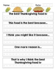 thanksgiving persuasive opinion writing for cc w 1 w 2