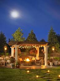 Outdoor Lighting Fixtures For Gazebos by 457 Best Outdoor Lighting Ideas Images On Pinterest Garden Ideas